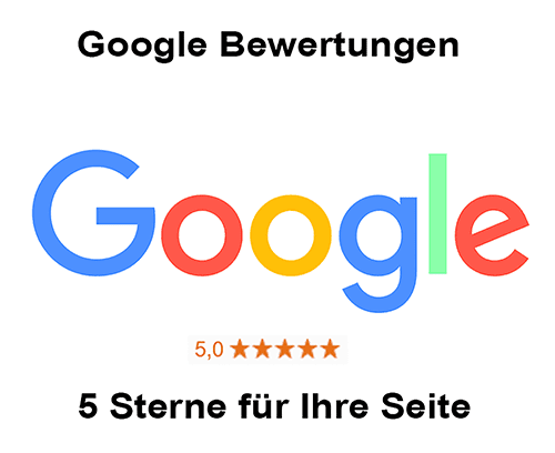 Google Reviews kaufen